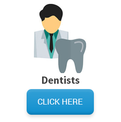 Image of dentist with tooth