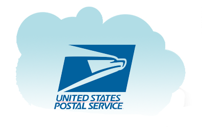 Direct Mail Advertising - Postal Service Logo