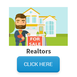 Image of realtor with for sale sign