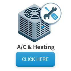 Image of air conditioner with repair tools