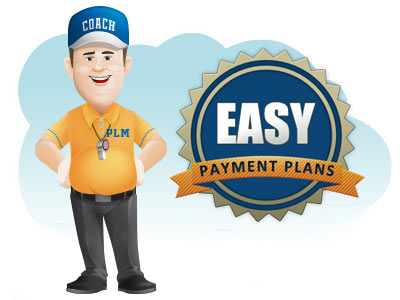 Direct Mail Budget - Payment Plan Badge