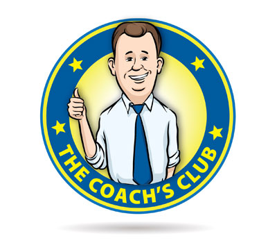 logo of the coach's club our direct mail customer reward program