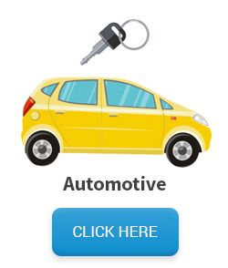 automotive mailing list - yellow compact car with key