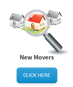 New Move-ins mailing list - Homes with one magnified