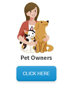 Pet Owner mailing list - Woman holding cat and dog