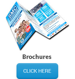 image of a brochure and a click here button that links to brochure pricing and information page.