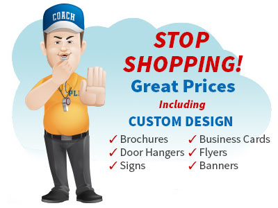 Direct Mail Postcards and List of Promotional Products