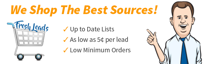 Image of coach and text that says we ship the best sources for lists