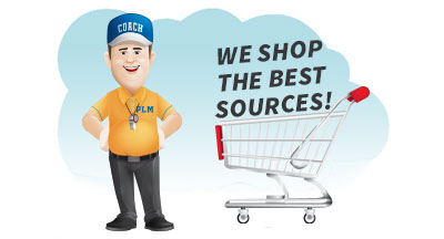 we shop the best sources for mailing lists