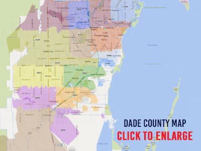 Zip Code Map Dade County.Miami Dade County Zip Code Map Florida Printlabelandmail Com