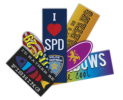 GM-stickers
